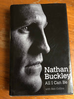 Buckley, Nathan - All I Can Be (Hardcover)
