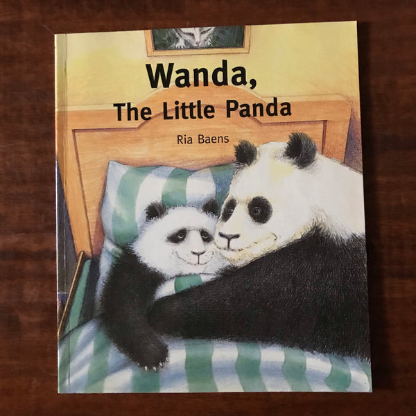 Baens, Ria - Wanda the Little Panda (Paperback)