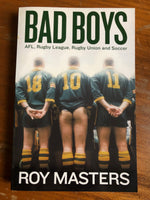 Masters, Roy - Bad Boys (Trade Paperback)