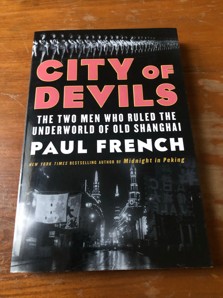French, Paul - City of Devils (Trade Paperback)