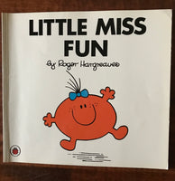 Hargreaves, Roger -  (Lge) Little Miss Fun (Paperback)