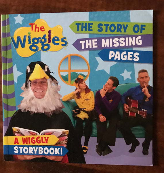 Wiggles - Story of the Missing Pages (Paperback)