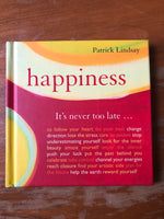 Lindsay, Patrick - Happiness (Hardcover)