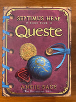 Sage, Angie - Septimus Heap 04 Queste (Hardcover)