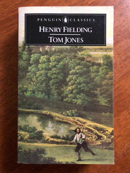 Fielding, Henry - Tom Jones (Paperback)