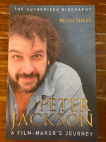 Sibley, Brian - Peter Jackson A Film Maker's Journey (Trade Paperback)