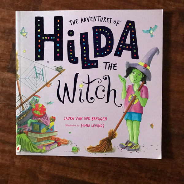 Van Der Breggen, Laura - Hilda the Witch (Paperback)