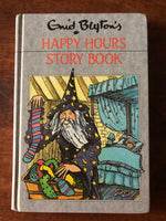 Blyton, Enid - Happy Hours Story Book  (Hardcover)