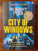 Pobi, Robert - City of Windows (Trade Paperback)