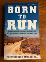 McDougall, Christopher - Born to Run (Paperback)