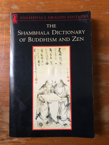 Shambhala - Shambhala Dictionary of Buddhism and Zen (Paperback)