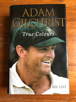 Gilchrist, Adam - True Colours (Hardcover)