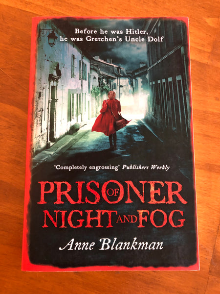 Blankman, Anne - Prisoner of Night and Fog (Paperback)
