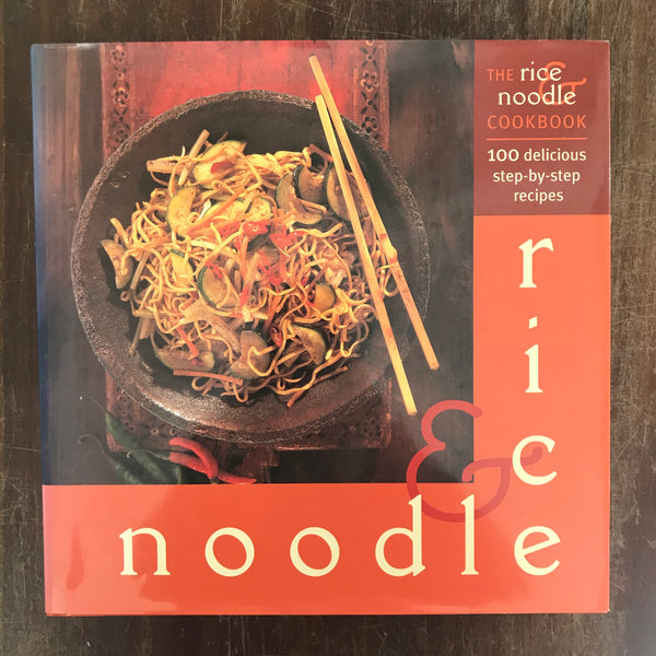 Ingram, Christine - Rice and Noodle (Hardcover)