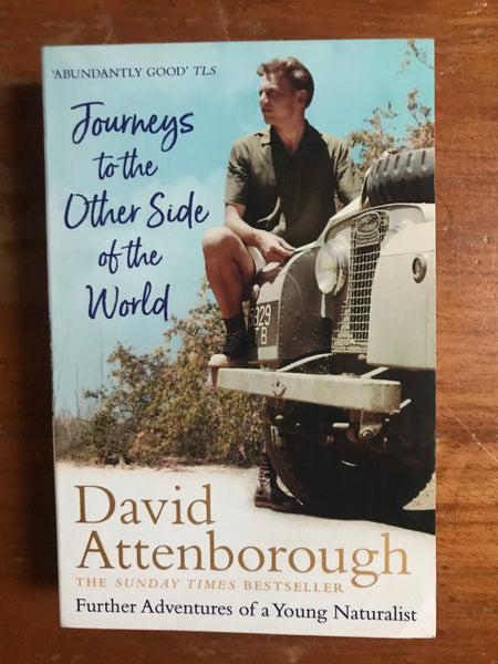 Attenborough, David - Journeys to the Other Side of the World (Paperback)