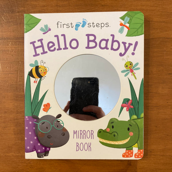 First Steps - Hello Baby (Board Book)