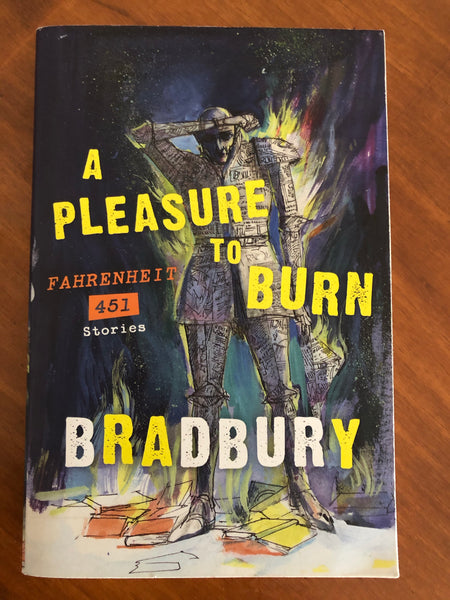 Bradbury, Ray - Pleasure to Burn (Paperback)
