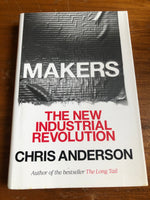 Anderson, Chris - Makers (Hardcover)