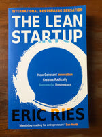 Ries, Eric - Lean Startup (Trade Paperback)
