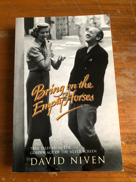 Niven, David - Bring on the Empty Horses (Paperback)