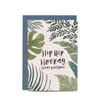 In the Daylight Greeting Card - Birthday Ferns