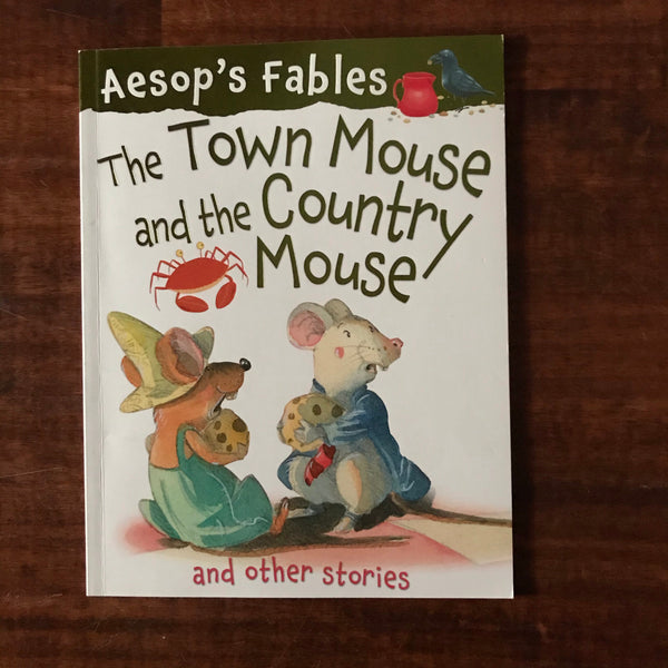 Aesop's Fables - Town Mouse and the Country Mouse (Paperback)