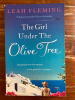 Fleming, Leah - Girl Under the Olive Tree (Paperback)