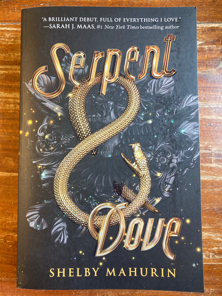 Mahurin, Shelby - Serpent & Dove (Paperback)
