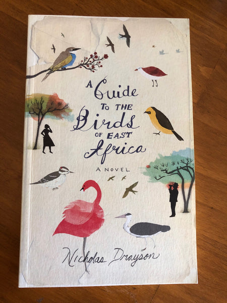 Drayson, Nicholas - Guide to the Birds of East Africa (Paperback)