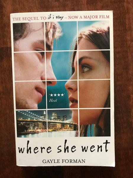 Forman, Gayle - Where She Went (Paperback)