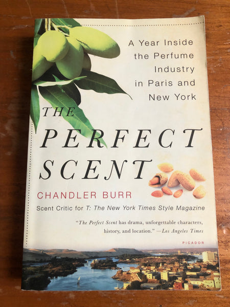 Burr, Chandler - Perfect Scent (Paperback)