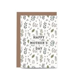 In the Daylight Greeting Card - Happy Mother's Day Floral Greeting