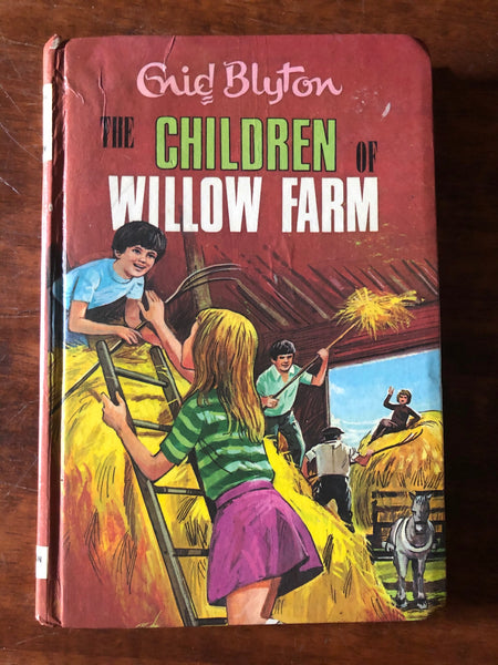 Blyton, Enid - Children of Willow Farm (Hardcover)