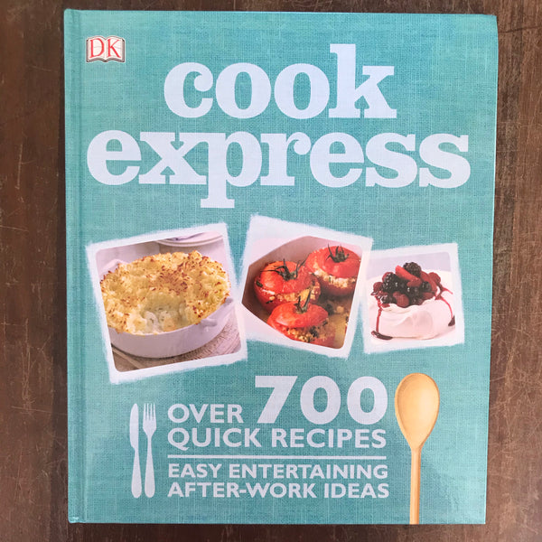 DK - Cook Express (Hardcover)