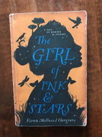 Hargrave, Kiran Millwood - Girl of Ink and Stars (Paperback)