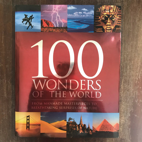 Hoffmann, Michael  - 100 Wonders of the World (Hardcover)