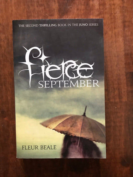 Beale, Fleur - Fierce September (Paperback)