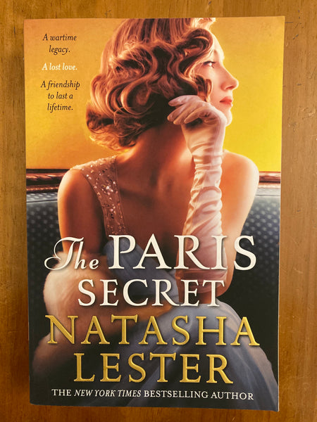 Lester, Natasha - Paris Secret (Trade Paperback)