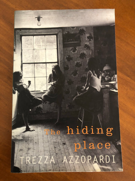 Azzopardi, Trezza - Hiding Place (Trade Paperback)