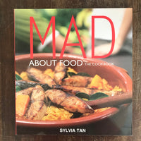 Tan, Sylvia - Mad About Food (Paperback)