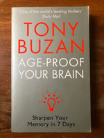 Buzan, Tony - Age Proof Your Brain (Paperback)
