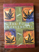 Ruiz, Don Miguel - Four Agreements (Paperback)