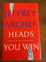 Archer, Jeffrey - Heads You Win (Hardcover)