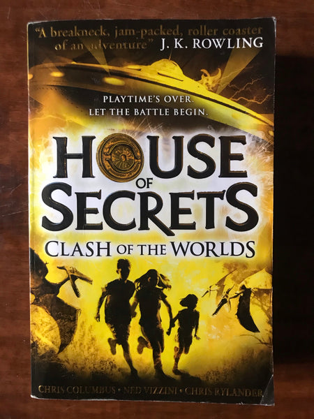 Columbus, Chris - House of Secrets (Paperback)