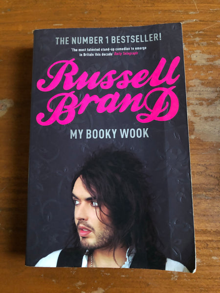 Brand, Russell - My Booky Wook (Paperback)