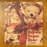 Reed, Neil - Brown Paper Bear (Paperback)
