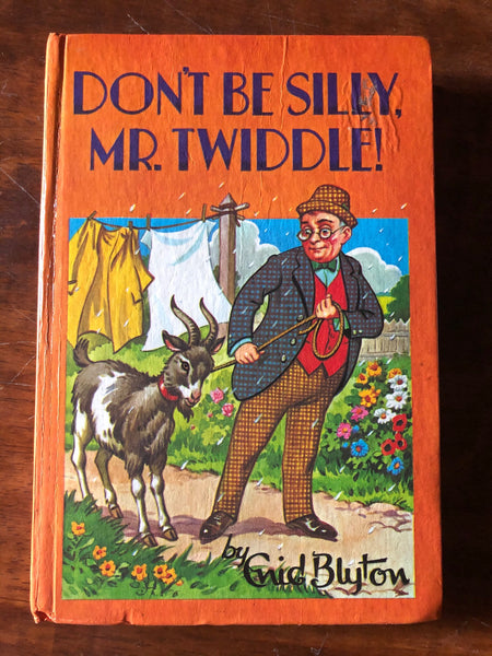 Blyton, Enid - Don't Be Silly Mr Twiddle (Hardcover)
