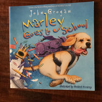 Grogan, John - Marley Goes to School (Paperback)