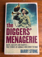 Stone, Barry - Diggers' Menagerie (Trade Paperback)