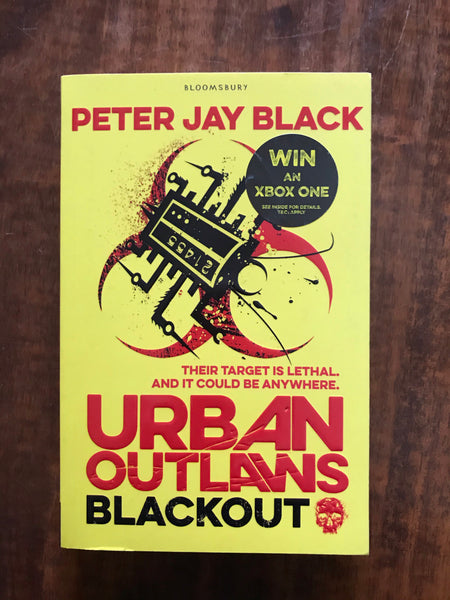 Black, Peter Jay - Urban Outlaws (Paperback)